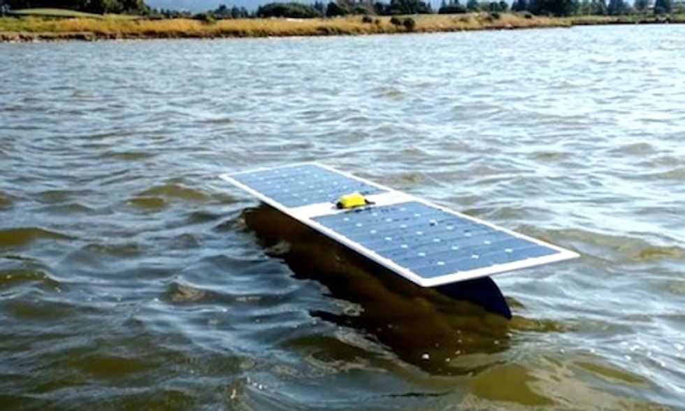 Solar Boat to Make Solo Trip From California to Hawaii