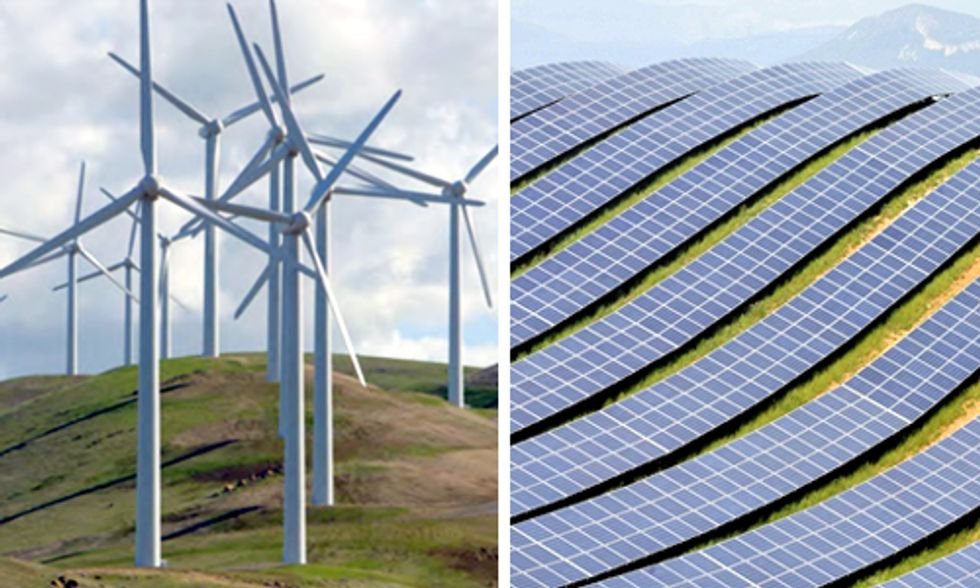 Renewable Energy Surges to Record-Breaking Levels Around the World