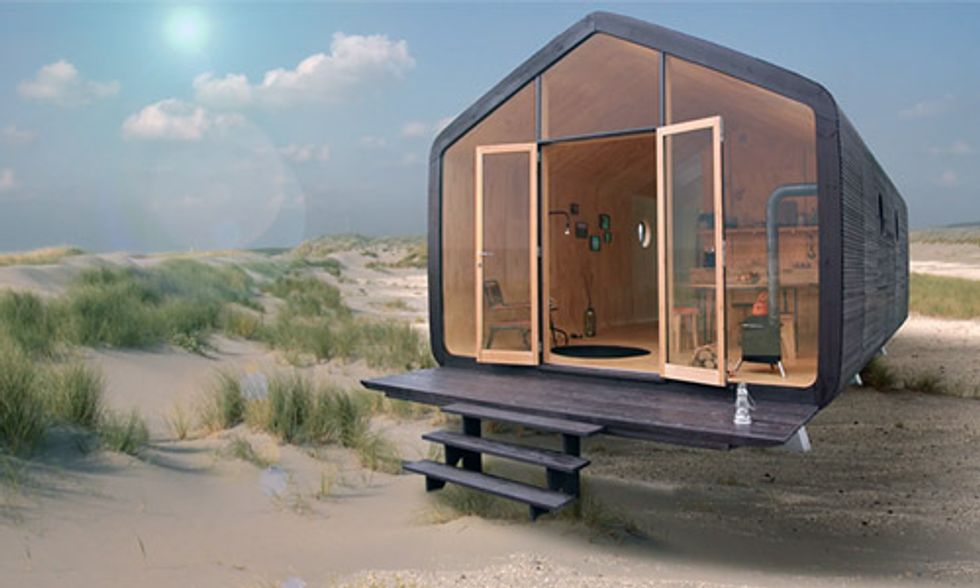 This Super Sustainable House Can Be Built in One Day