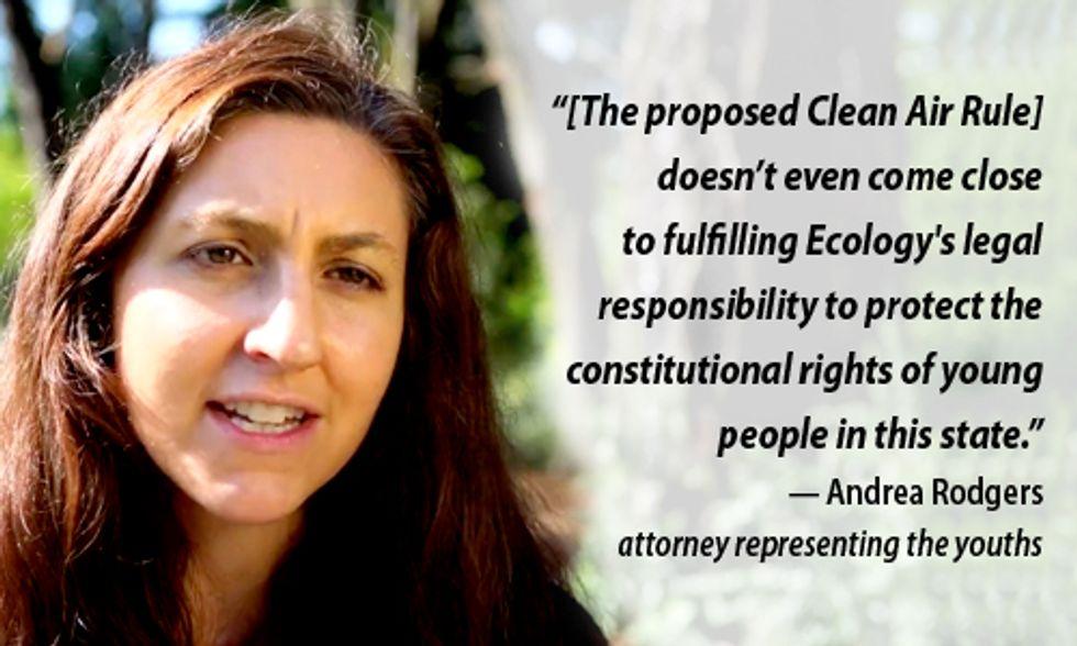 Washington State Clean Air Rule Defies Court Order