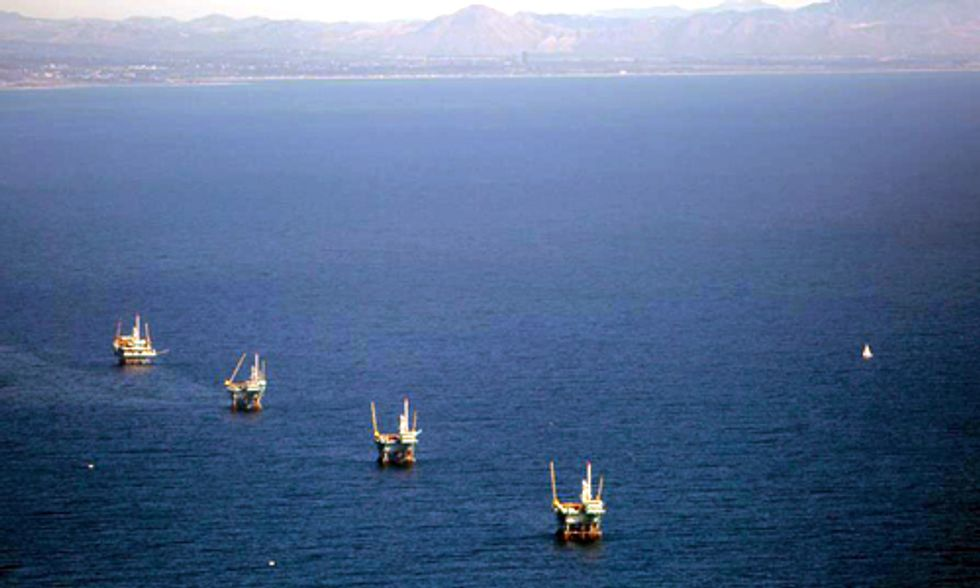 Feds Find Offshore Fracking in the Pacific Would Have No 'Significant' Environmental Impact