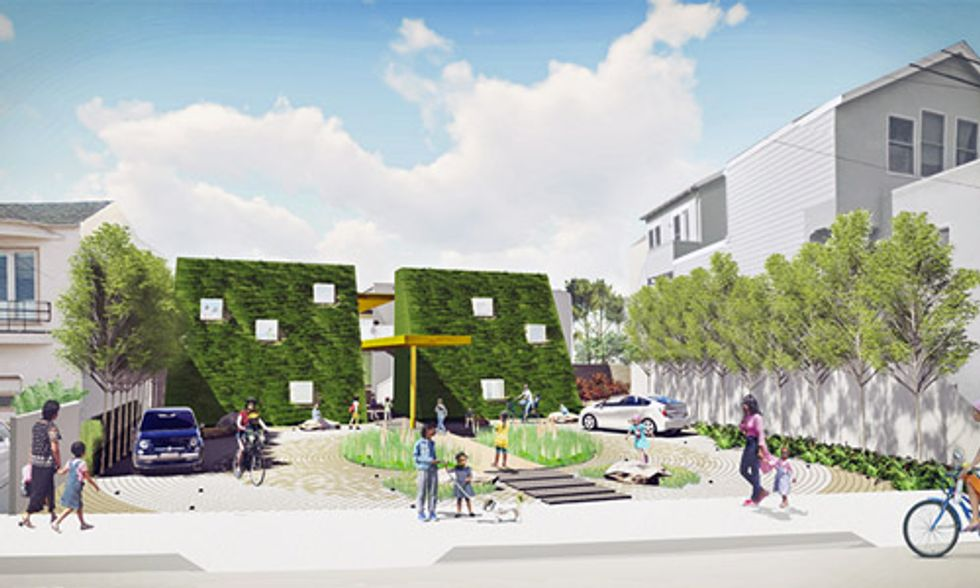 Nation's First Urban Farming School Teaches Kids to Grow and Cook Their Own Food