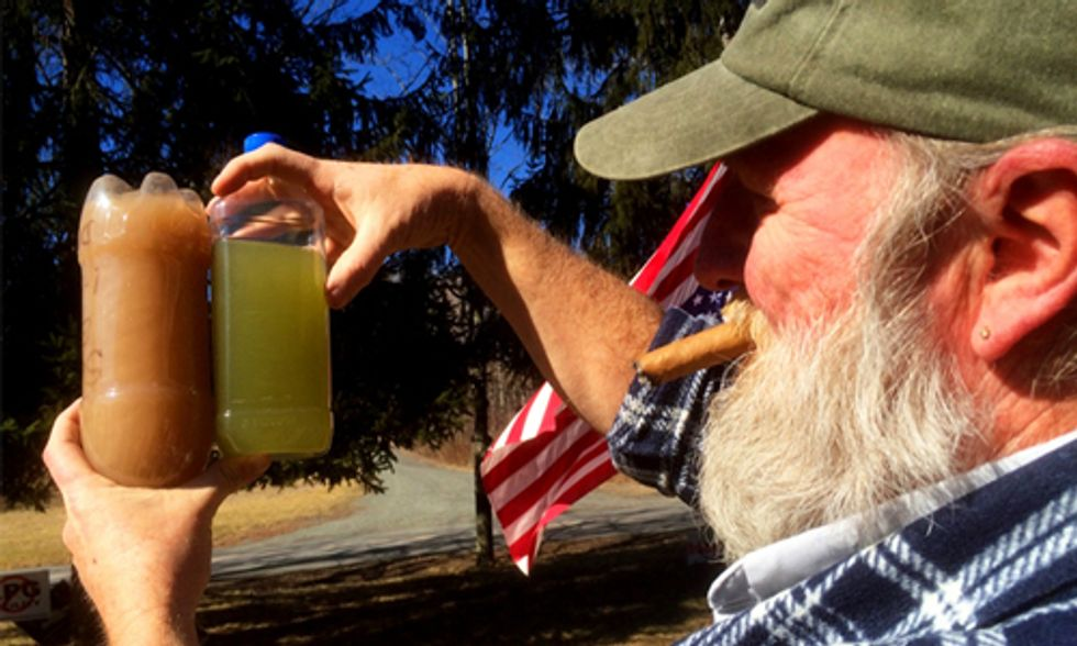 New Federal Report Shows Dimock Water Was Unsafe to Drink After All