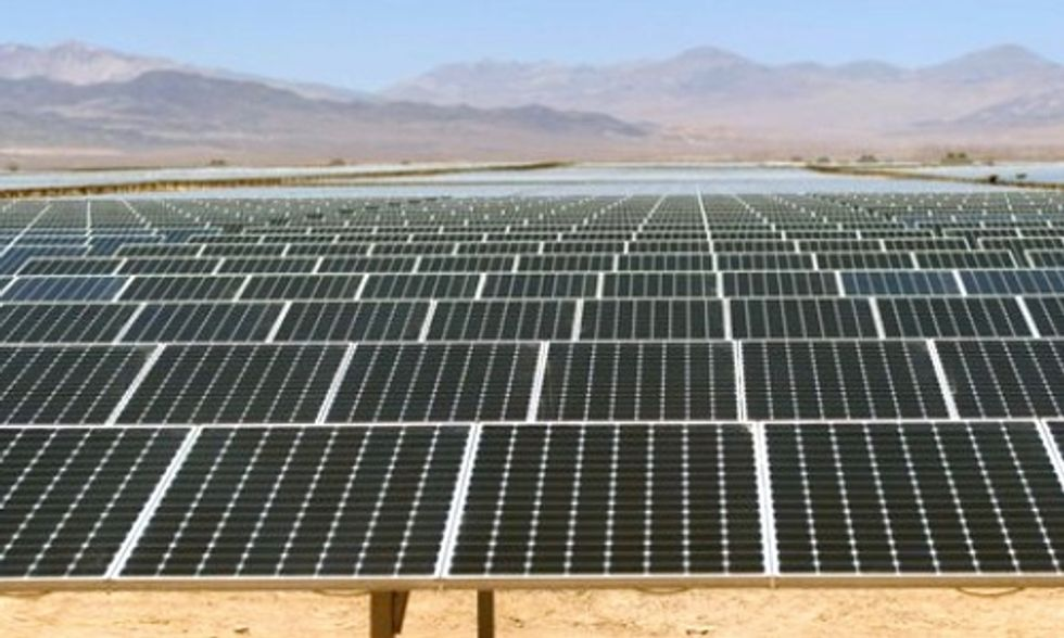 Chile Producing So Much Solar Energy It's Giving Electricity Away for Free