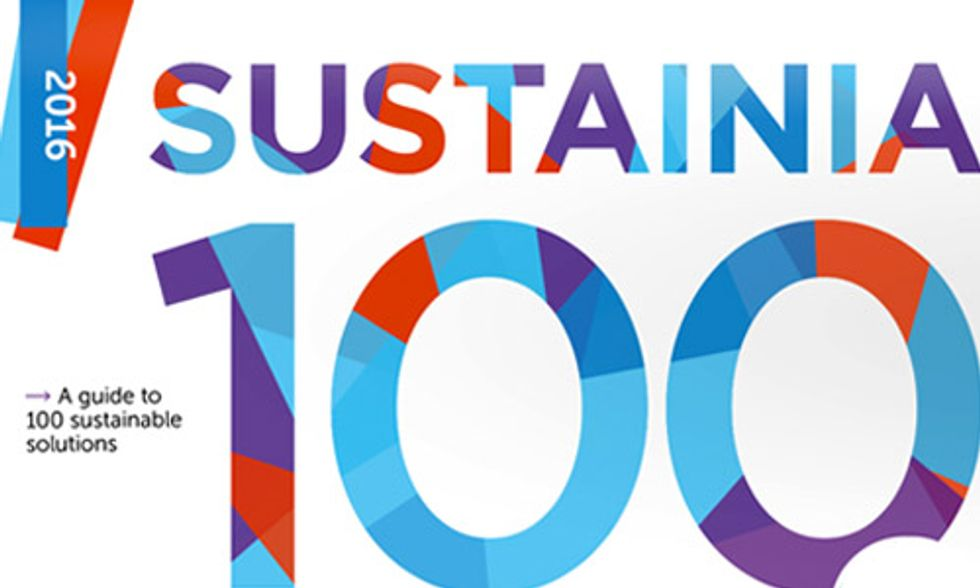 100 Solutions to the World's Most Pressing Challenges