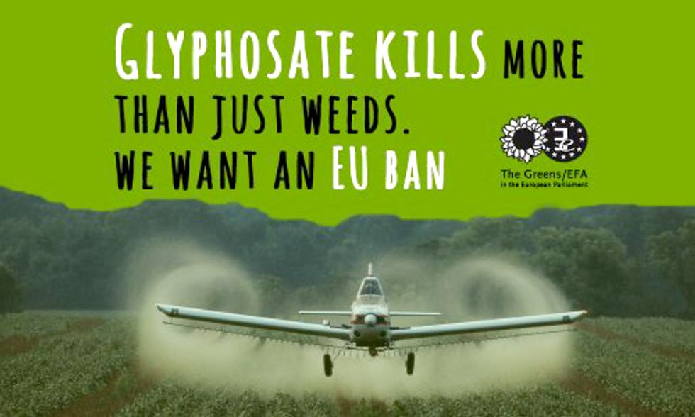 EU Fails to Approve 'Technical Extension' for Weed-Killer Glyphosate