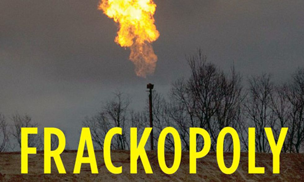 The Book the Fracking Industry Doesn't Want You to Read