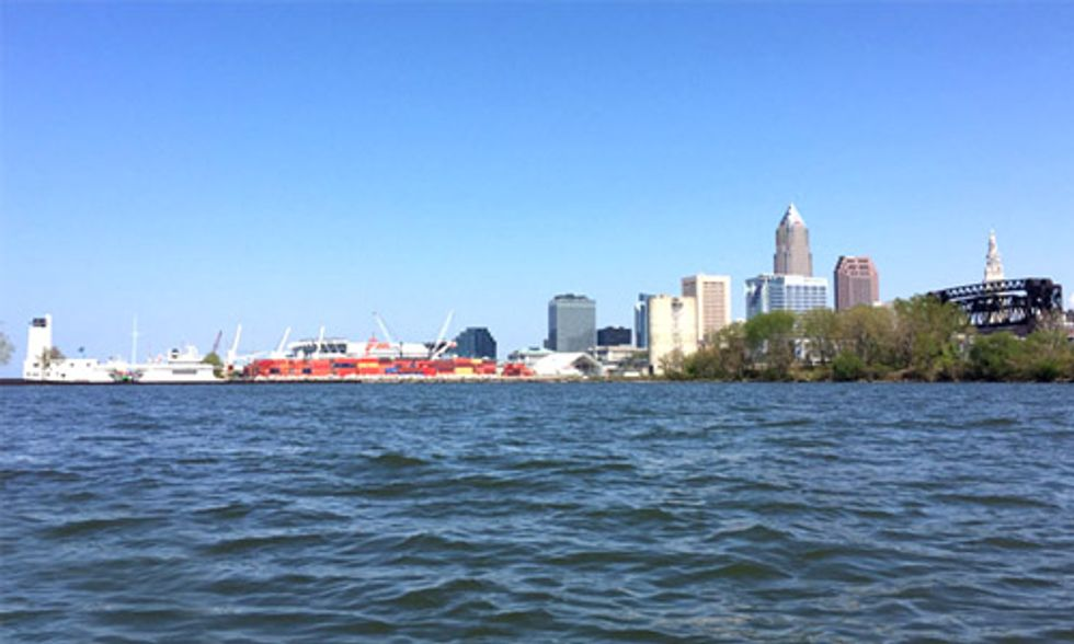 Cleveland Soon to Be Home to the Nation's First Offshore Wind Farm in Fresh Water