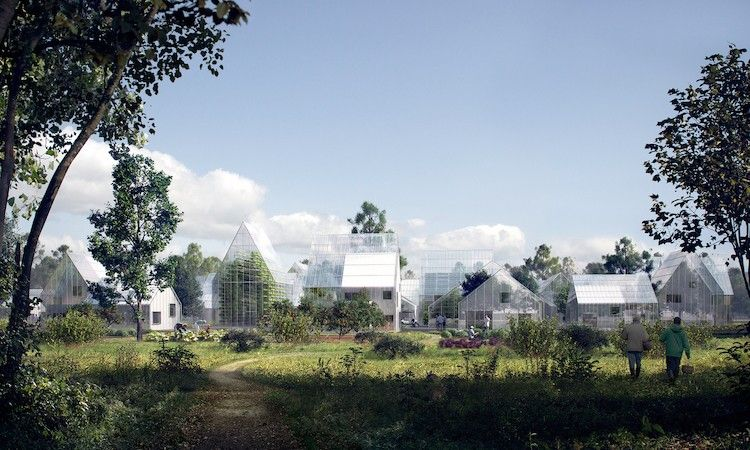 World's First Off-Grid ReGen Village Will Be Completely Self