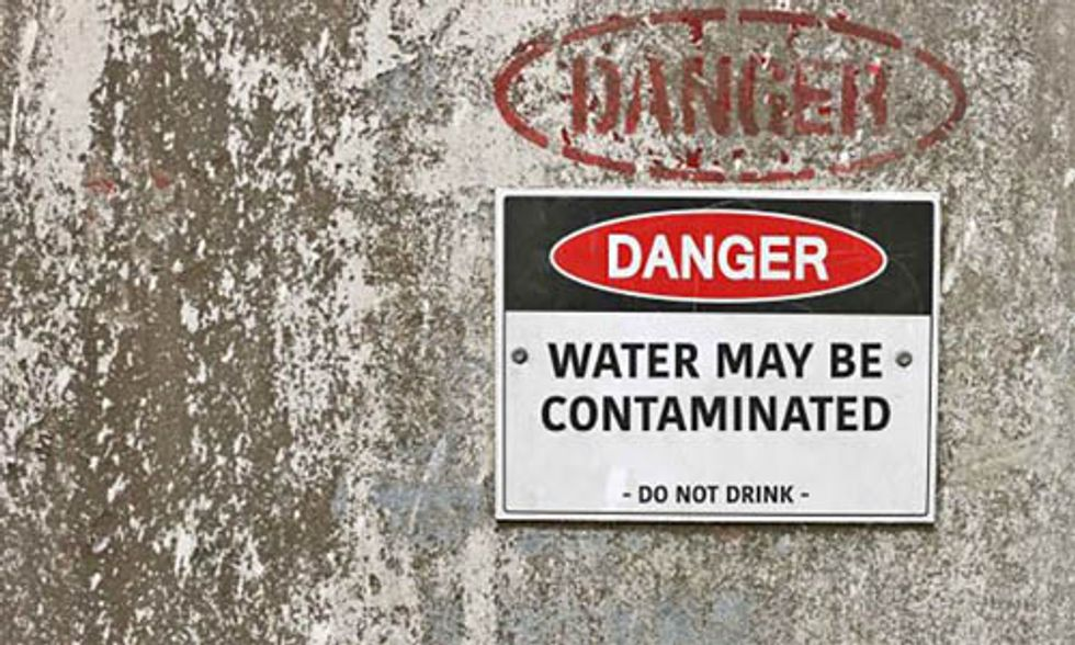 EPA Proposal Allows Radiation Exposure in Drinking Water Equivalent to 250 Chest X-Rays a Year