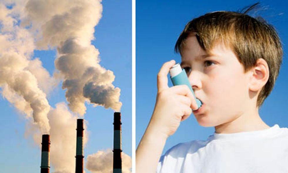 Clean Air Act Under Attack: House to Vote This Week
