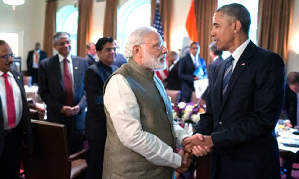 Does Ground-Breaking India-U.S. Announcement Put Clean Energy in the Catbird Seat?