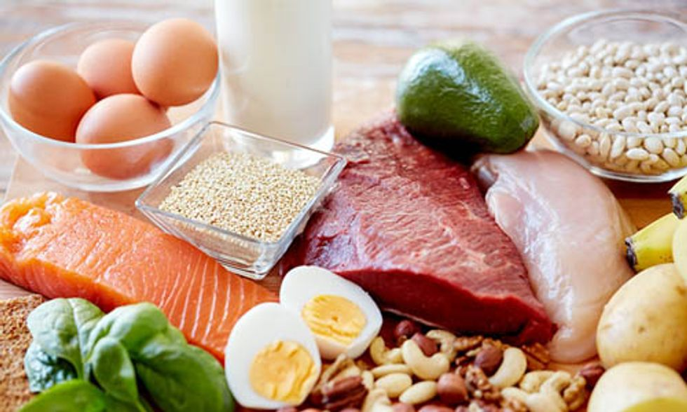 14 Easy Ways to Be Sure Your Getting Enough Protein in Your Diet