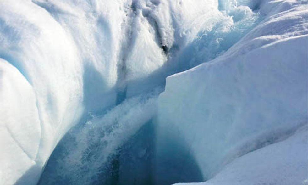 Arctic, Greenland Stuck in Feedback Loop of Melting