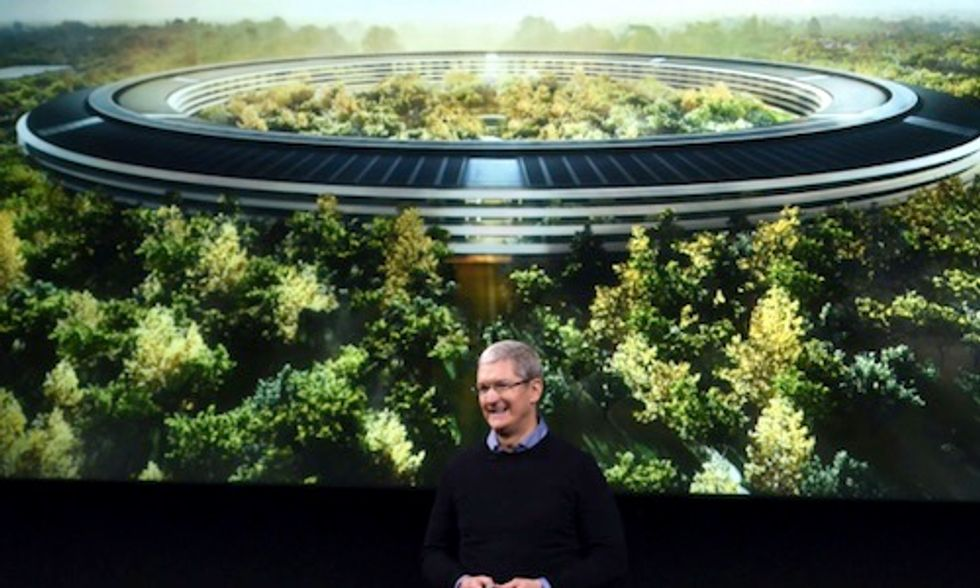 Apple Is Generating So Much Renewable Energy It Plans to Start Selling It