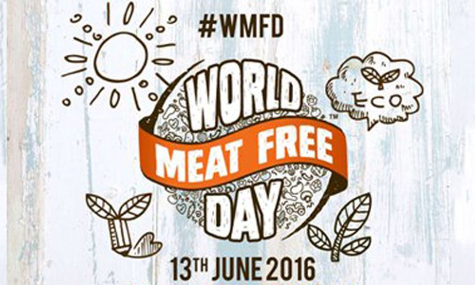 #WorldMeatFreeDay: A Great Day to Consider How Daily Food Choices Impact People and Planet