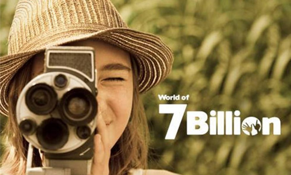 Winners Announced: 'World of 7 Billion' Student Video Contest