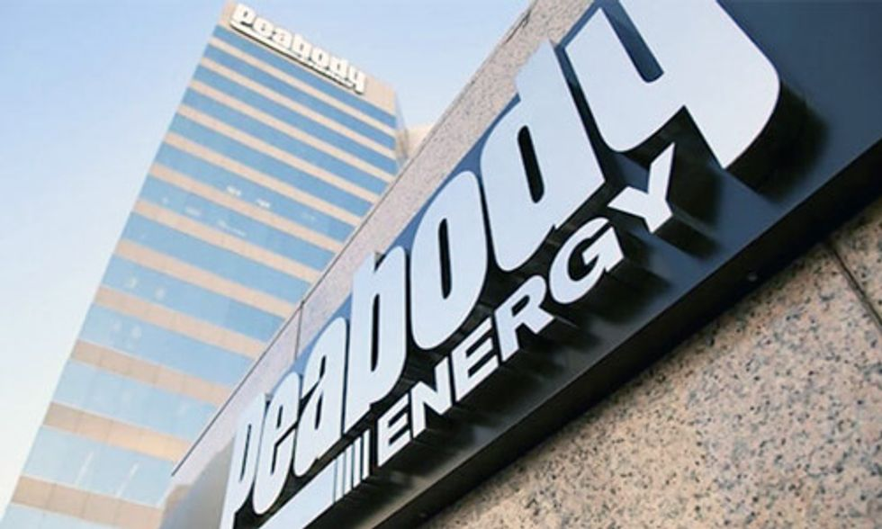 Court Documents Show Peabody Energy Funded Dozens of Climate Denial Groups