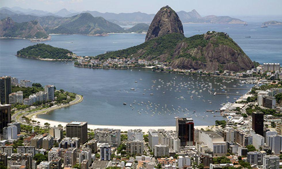 Antibiotic-Resistant Bacteria Found in Rio de Janeiro Waterways Ahead of Olympics