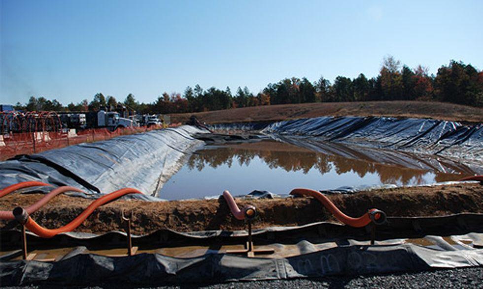 EPA Bans Fracking Wastewater from Sewage Treatment Plants
