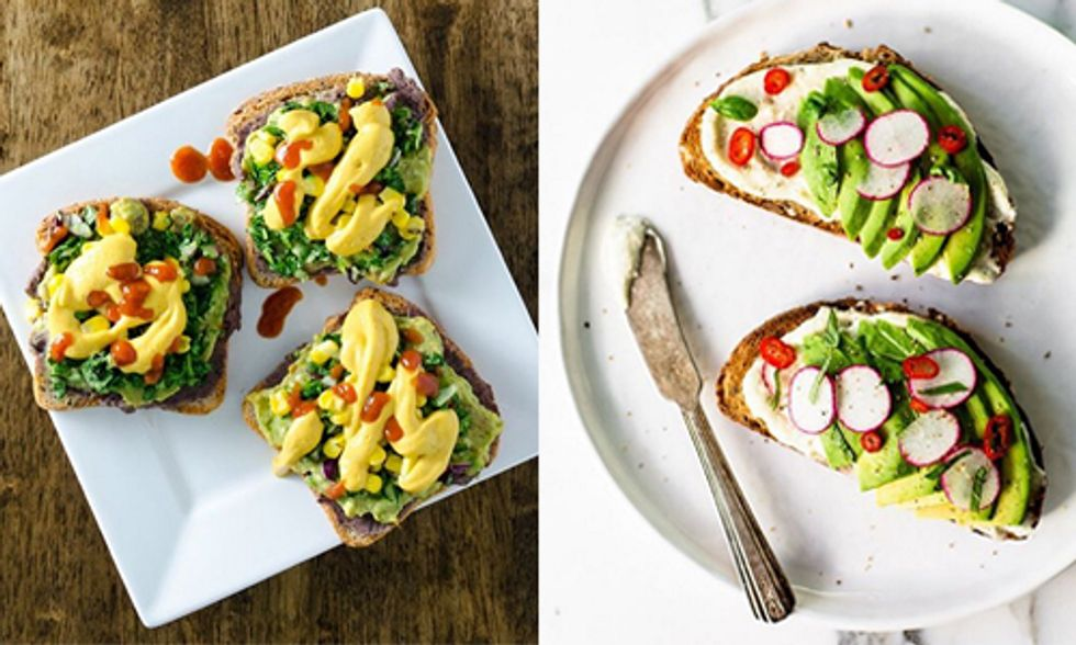 14 Delicious Avocado Toast Recipes Perfect for a Healthy Diet