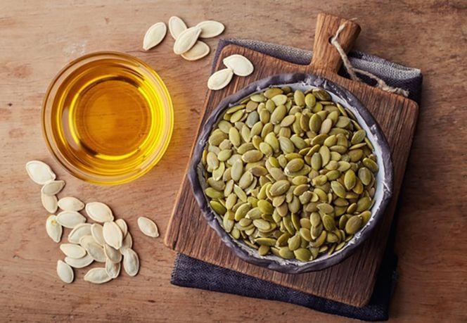 pumpkin seeds prostate treatment