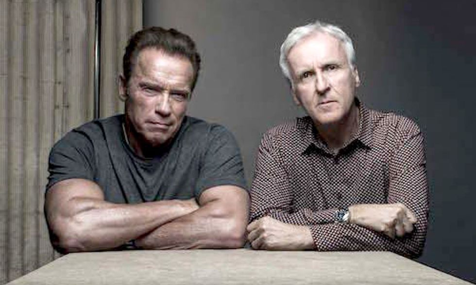 China's Plan to Cut Meat Consumption by 50% Cheered by Arnold Schwarzenegger, James Cameron