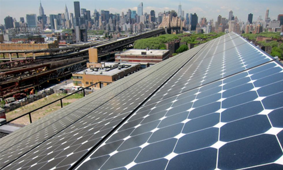 Get Solar Easier, Faster and Cheaper With Groundbreaking NYC Solar Map