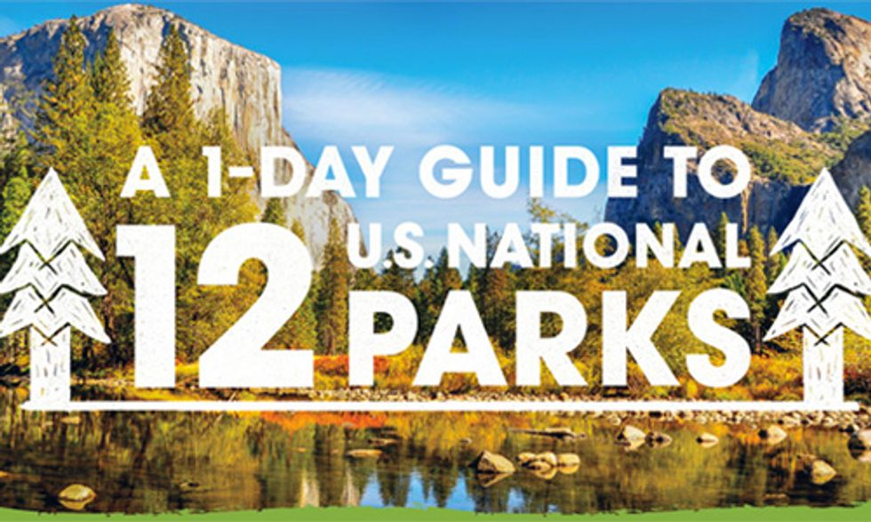 12 Incredible National Parks to Visit This Summer