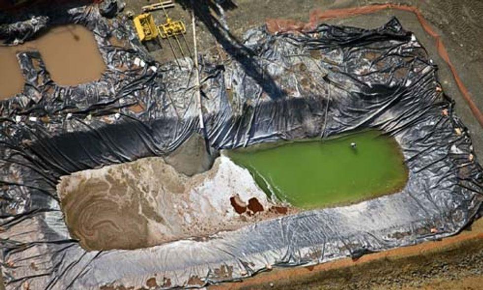 4 States Struggling to Manage Radioactive Fracking Waste