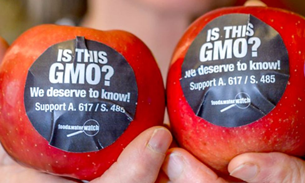 DARK Act Compromise Could Preempt Vermont's GMO Label Law