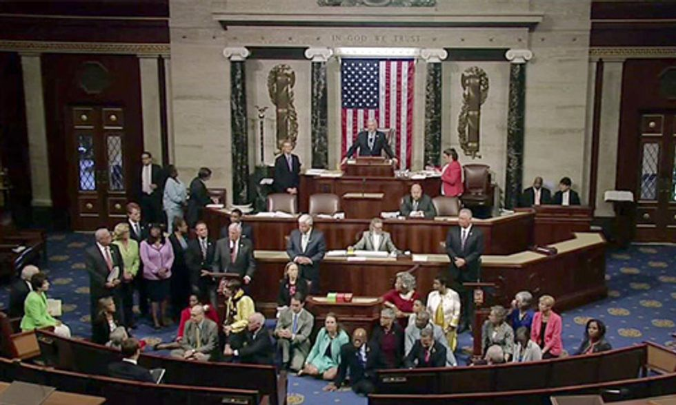 Carl Pope: 5 Ways the Gun Control Sit-In Will Spark Change