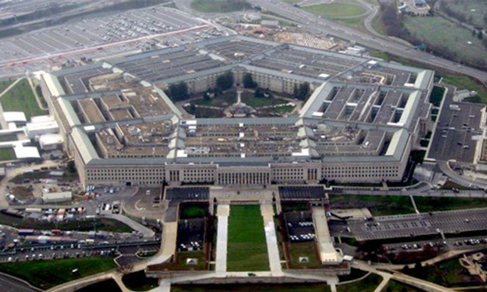 GOP Blocks Pentagon Climate Plan