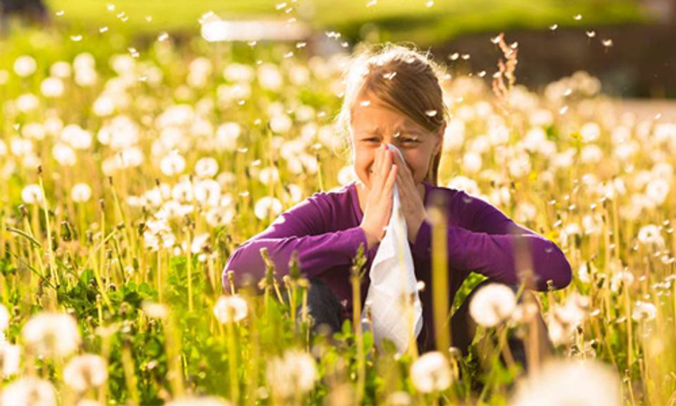 4 Ways to Get Rid of Seasonal Allergies