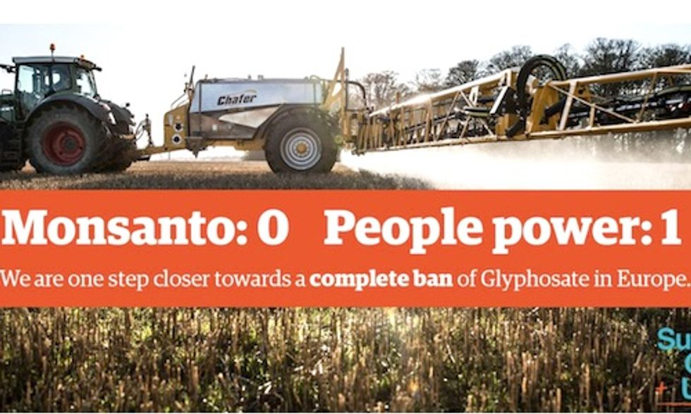 Monsanto vs. People Power: EU Glyphosate License Set to Expire June 30