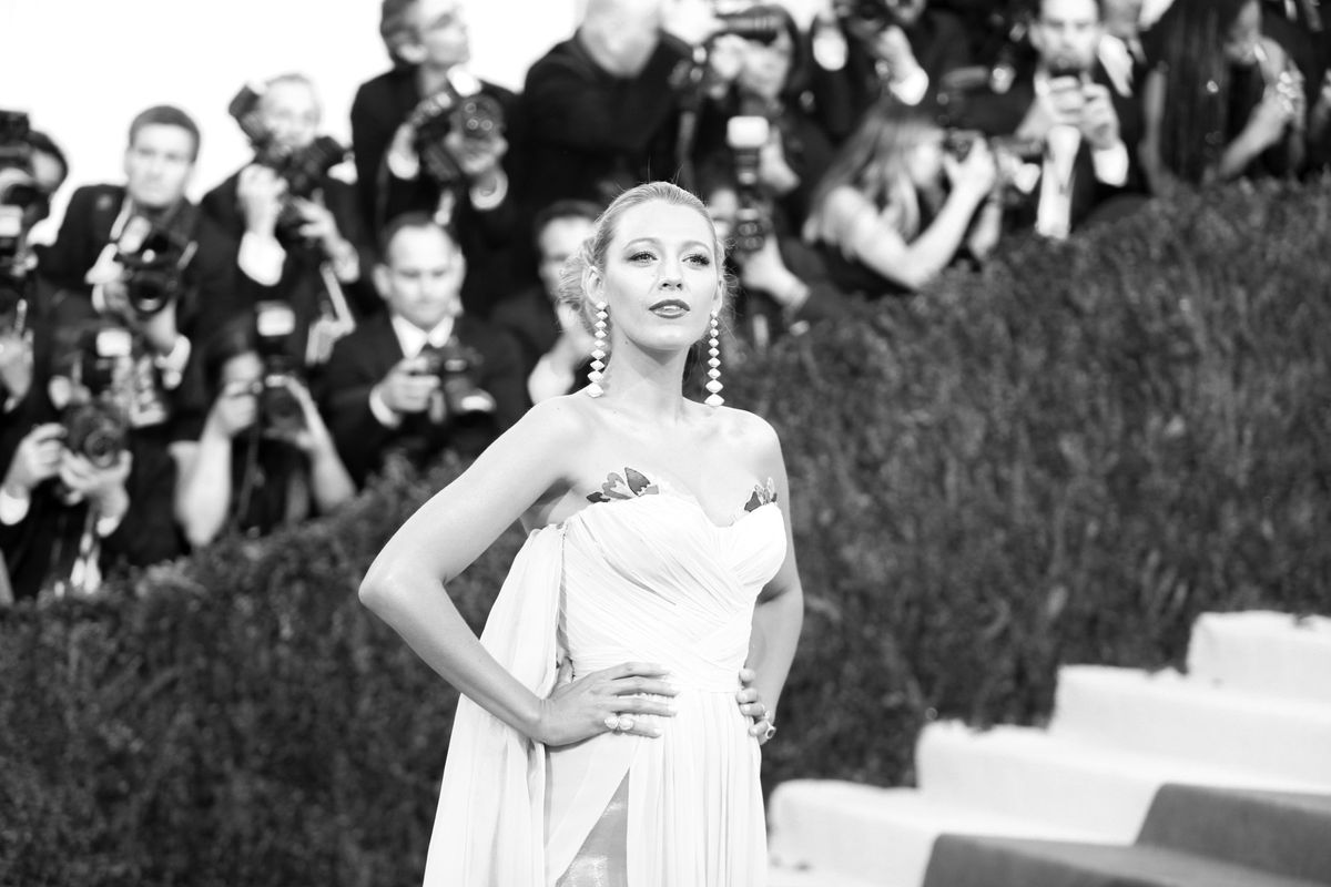 Blake Lively: Working With Woody Allen Is 'Empowering'