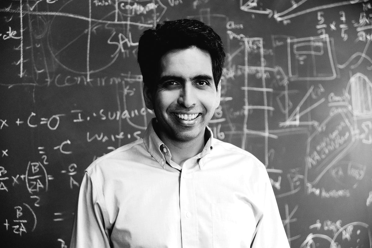 Sal Khan On Fighting Anti-Intellectualism and Bringing Free, World Class Education to Anyone Anywhere