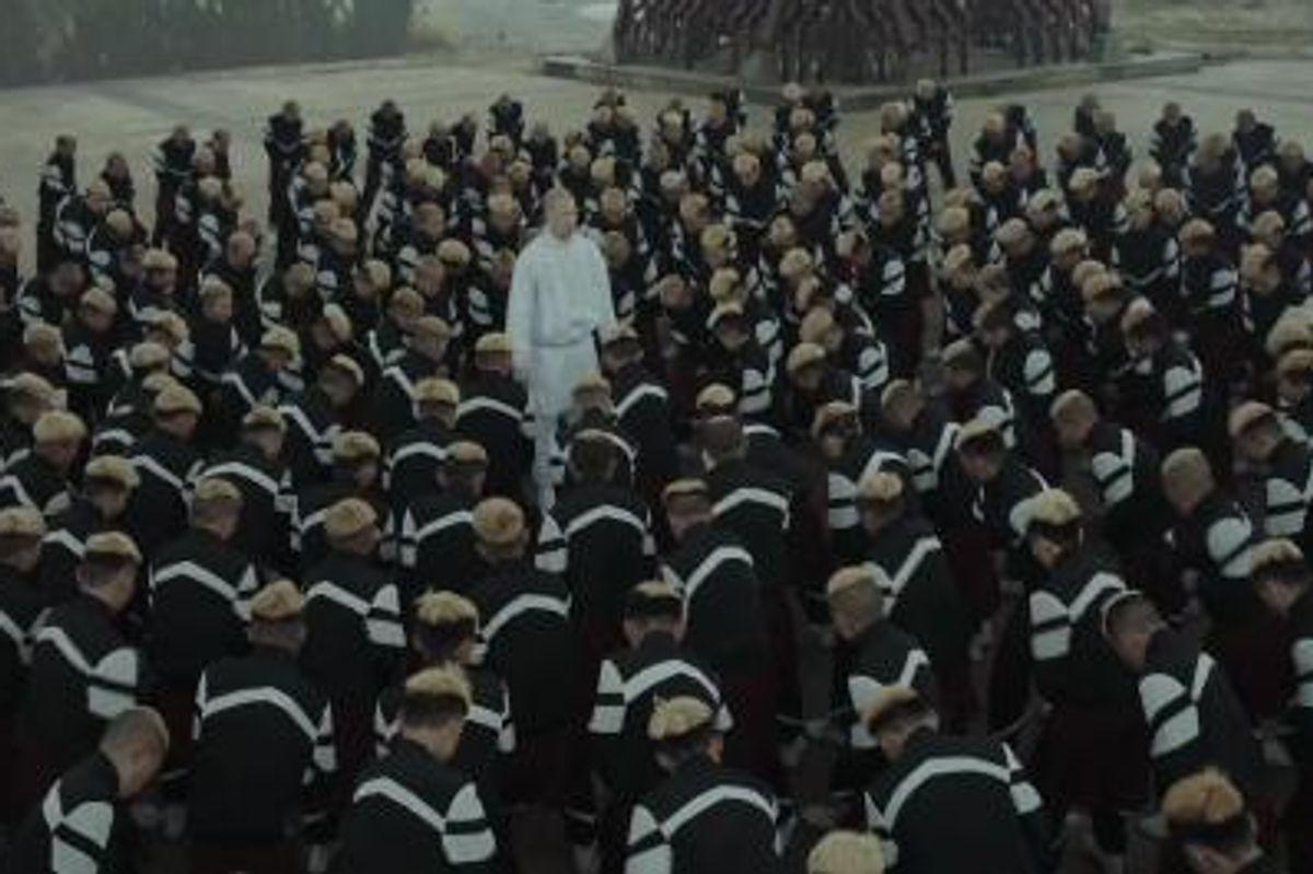 "Watch Jamie XX's Romain Gavras-Directed Music Video For ""Gosh"""