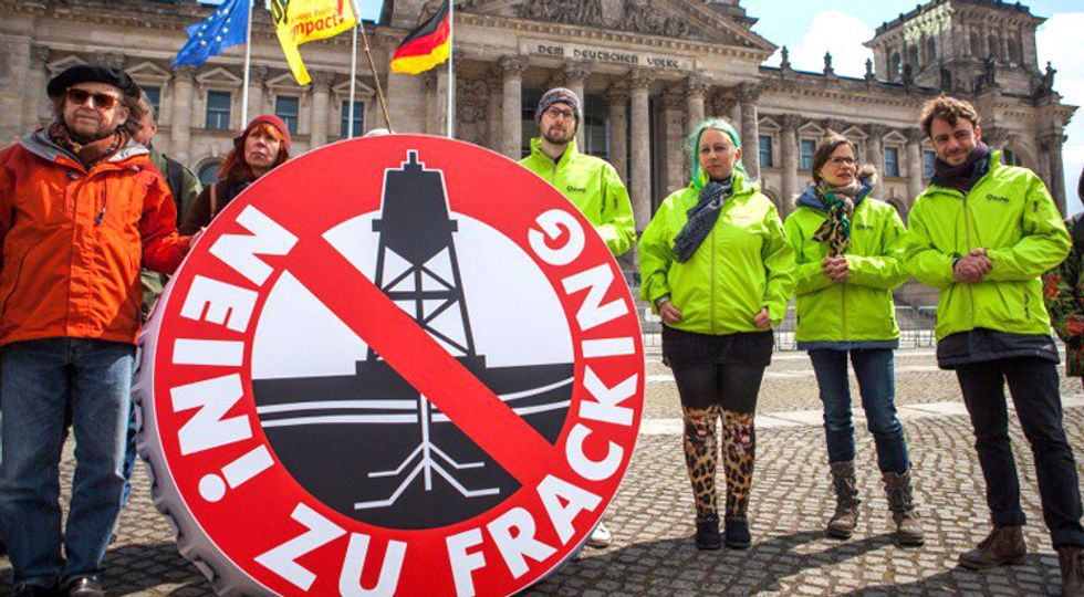 Germany Bans Fracking But Does It Go Far Enough?