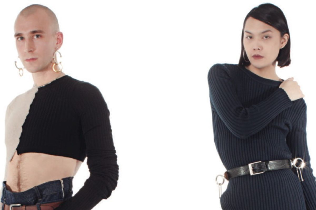 Mexican Designer Victor Barragán Brings A Scrambled, '90s-Inflected Humor to High Fashion