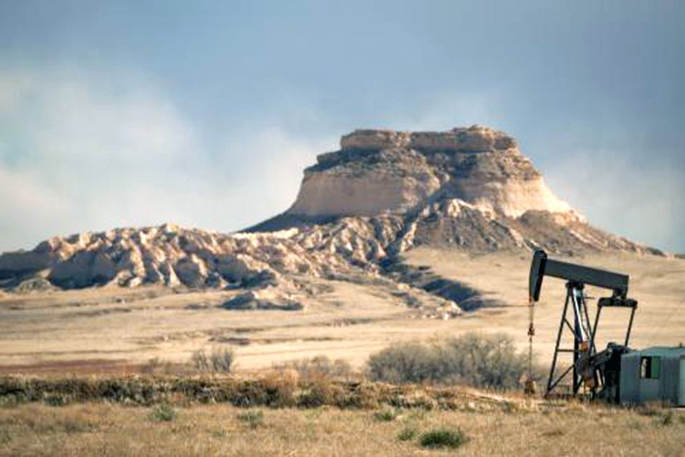 Public Lands Development Rigged in Favor of Oil and Gas