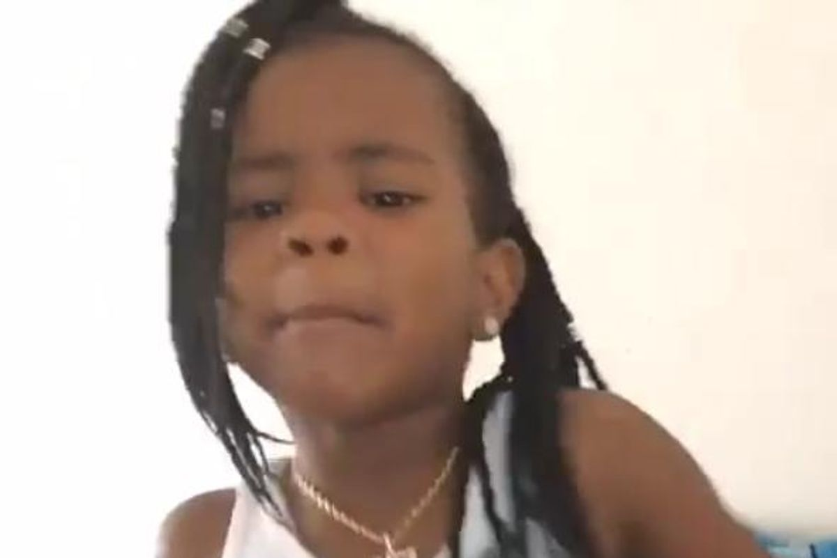 Watch Young Thug's Daughter Drop A Legitimately Stellar Freestyle