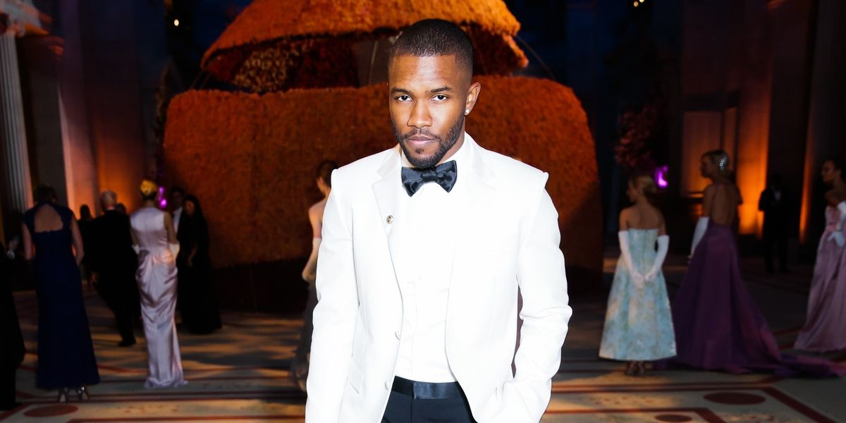 Frank Ocean Confirms July Release For New Album