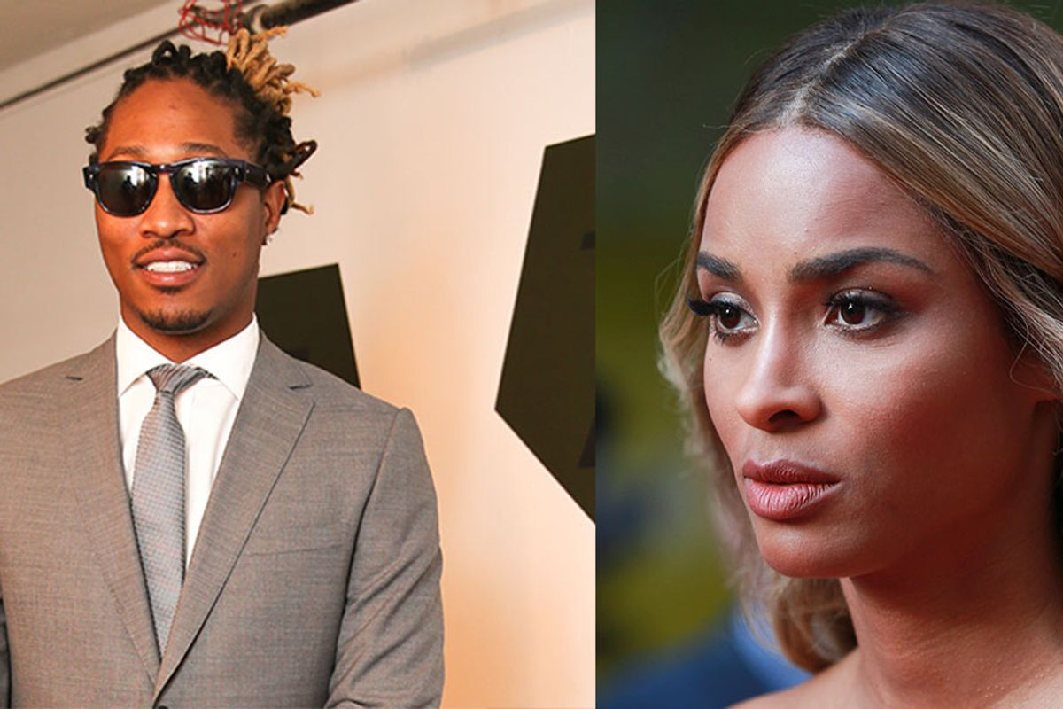 Ciara Is Taking Legal Action Against Future For Threatening To Murder Russell Wilson