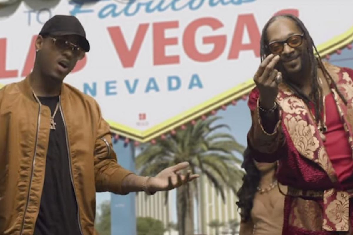 """Watch """"Point Seen Money Gone,"""" Snoop Dogg and Jeremih's New Video"""