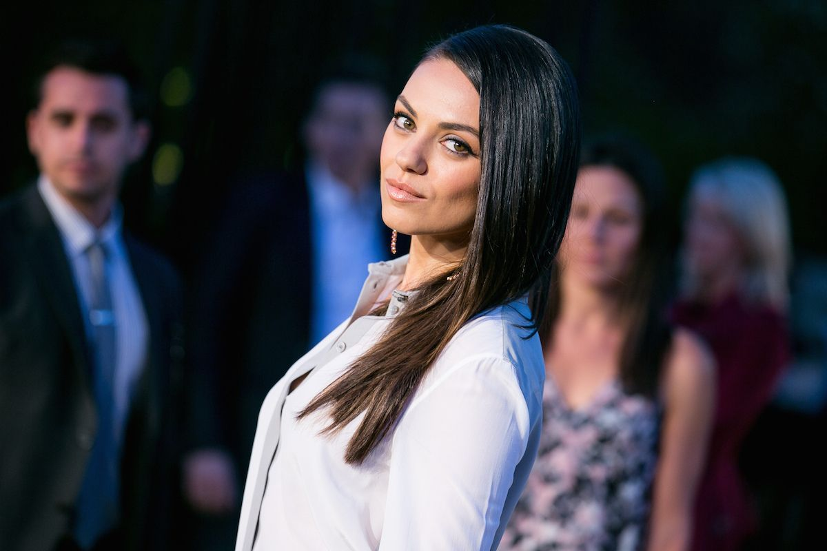 Mila Kunis Calls Out Donald Trump For His Anti-Refugee Sentiments