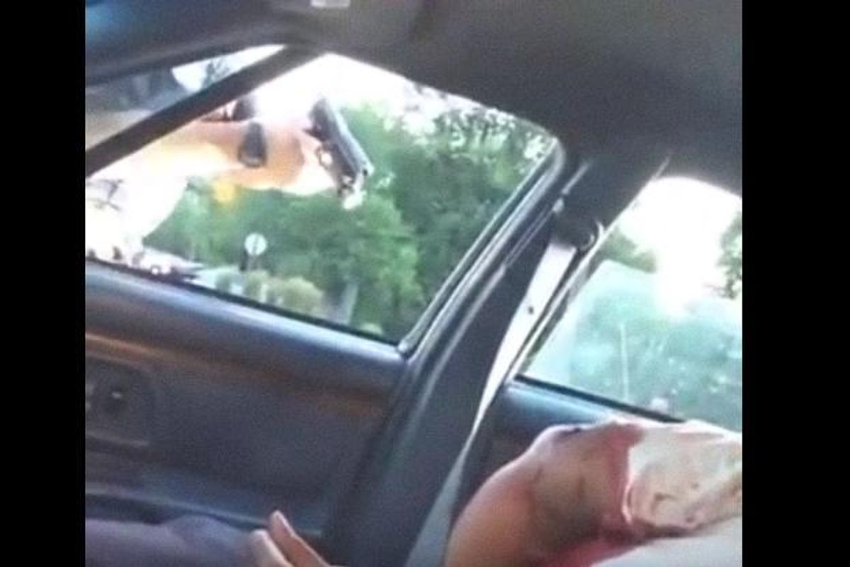 UPDATE: Here Is The Video of Philando Castile's Murder: The 2nd Black Man To Be Killed By Police In Less Than 48 Hours
