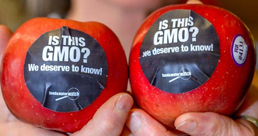 Senate Advances GMO Labeling Bill