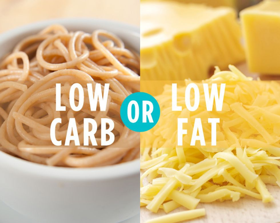 Carbs vs. Fats: What's the Bottom Line?