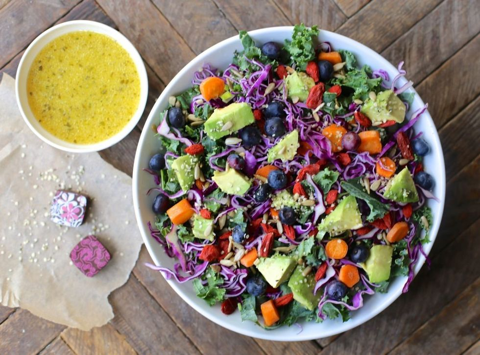 5 Reasons to Eat Colorful Foods